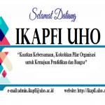 Selamat Datang di Website IKAPFI UHO